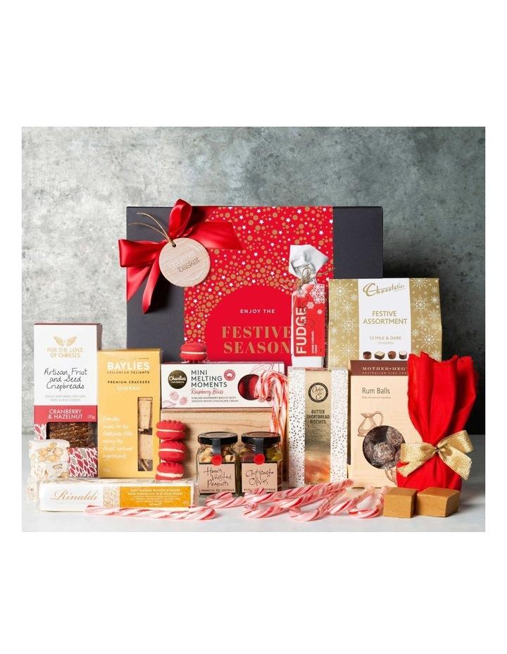 Gourmet Festive Christmas Gift Hamper image 1