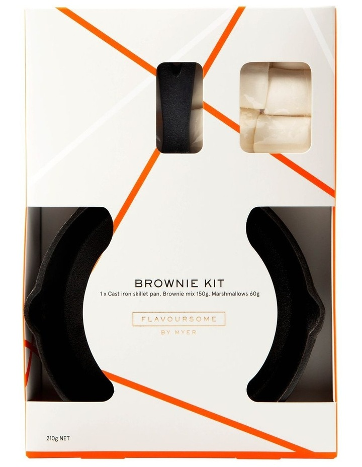 Flavoursome Brownie kit 210g image 1
