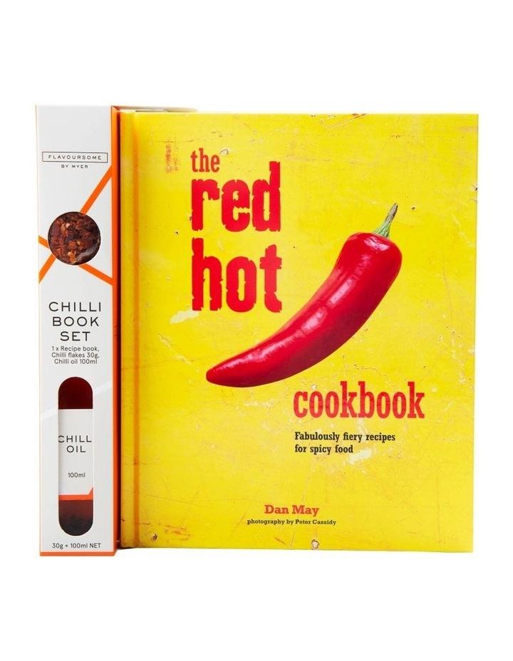 Flavoursome Chilli book set 30g 100ml image 1