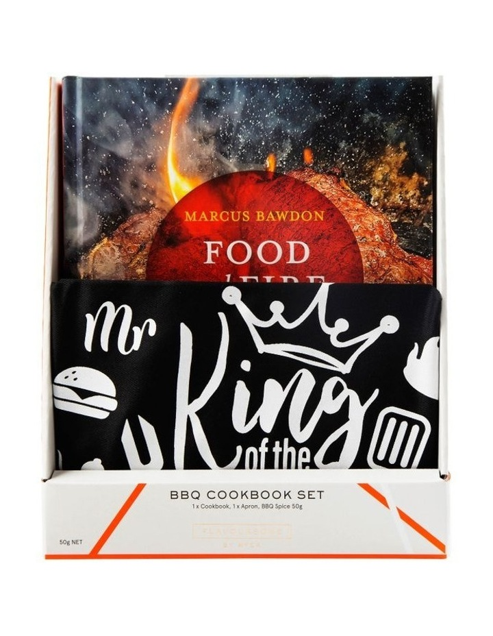 Flavoursome BBQ cookbook set 50g image 1