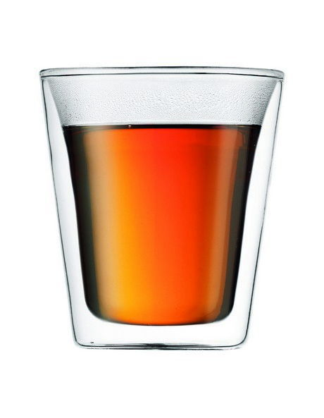 Canteen Thermo Glass, Set of 2, 200ml image 1