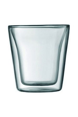 Bodum - Canteen Thermo Glass  Set of 2  100ml