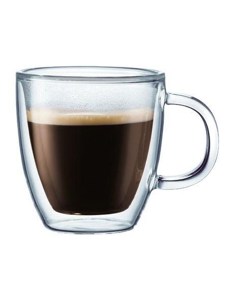 Bistro Espresso Cup  Set of 2 image 1
