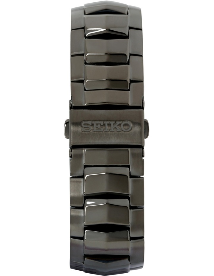 Ssc573P Black & Gold Coutura Solar Chronograph Sports/Dress Watch image 3