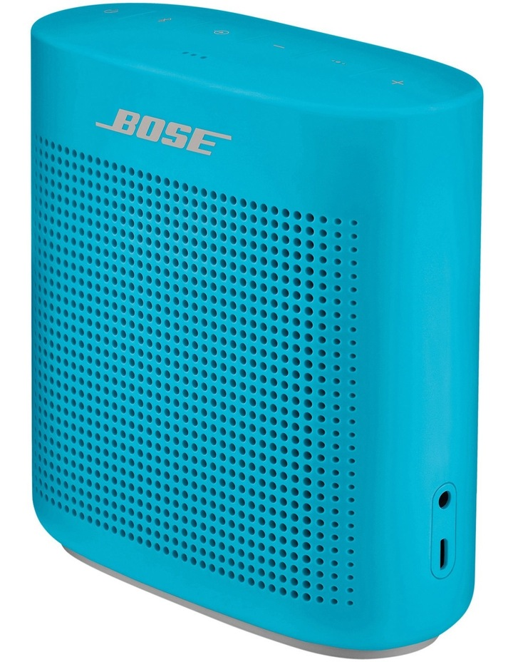 SoundLink Colour Bluetooth Speaker II - Aquatic Blue image 2