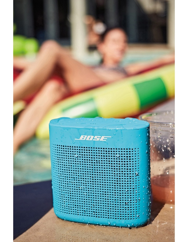 SoundLink Colour Bluetooth Speaker II - Aquatic Blue image 4