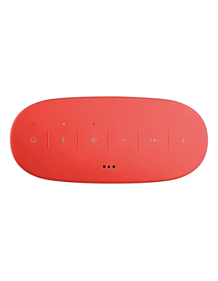 SoundLink Colour Bluetooth Speaker II - Coral Red image 3