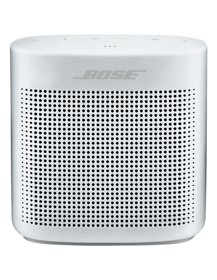 SoundLink Colour Bluetooth Speaker II - Polar White image 1