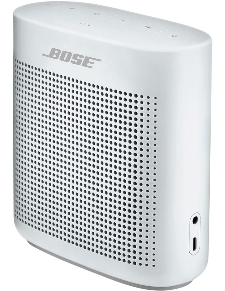 SoundLink Colour Bluetooth Speaker II - Polar White image 2
