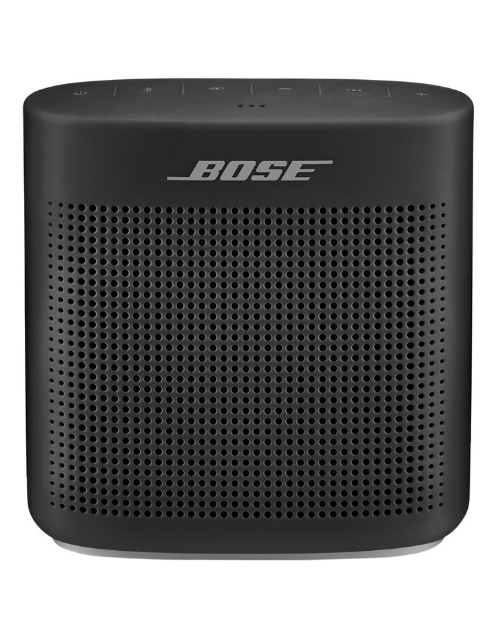 BOSE® SoundLink Colour Bluetooth Speaker II - Soft Black