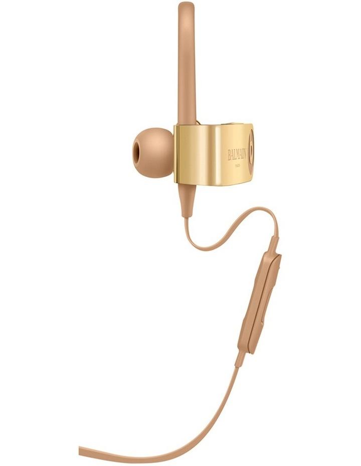 5ece2a8fadb Powerbeats3 Wireless Earphones - Balmain Special Edition - Safari image 2