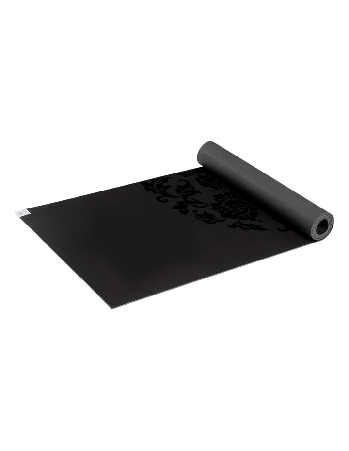 Gaiam Dry Grip Studio Yoga Mat Black Myer
