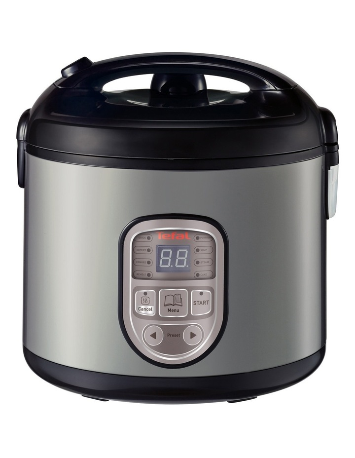 8 in 1 Rice & MultiCooker RK106 image 1