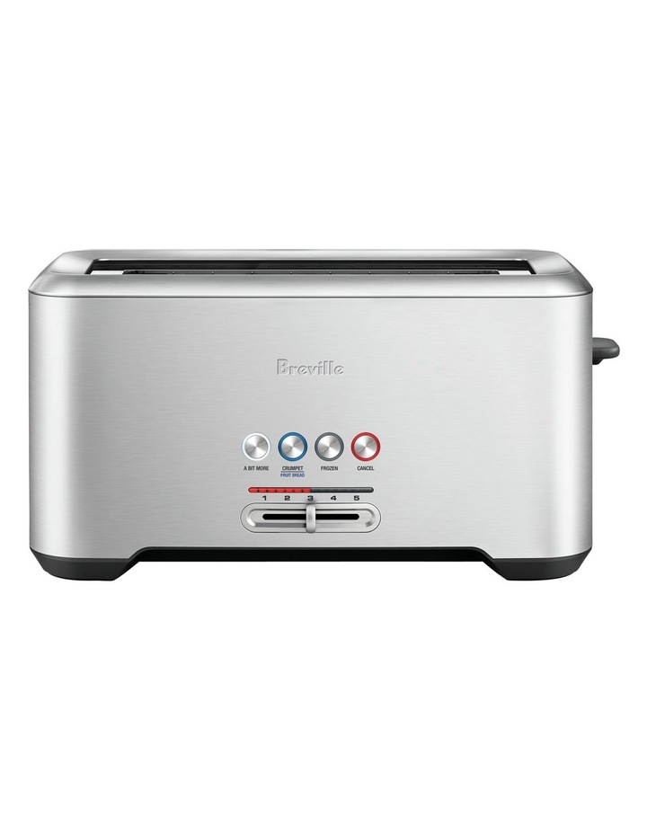 the Lift & Look  Pro - 4 Slice Toaster BTA730BSS image 1