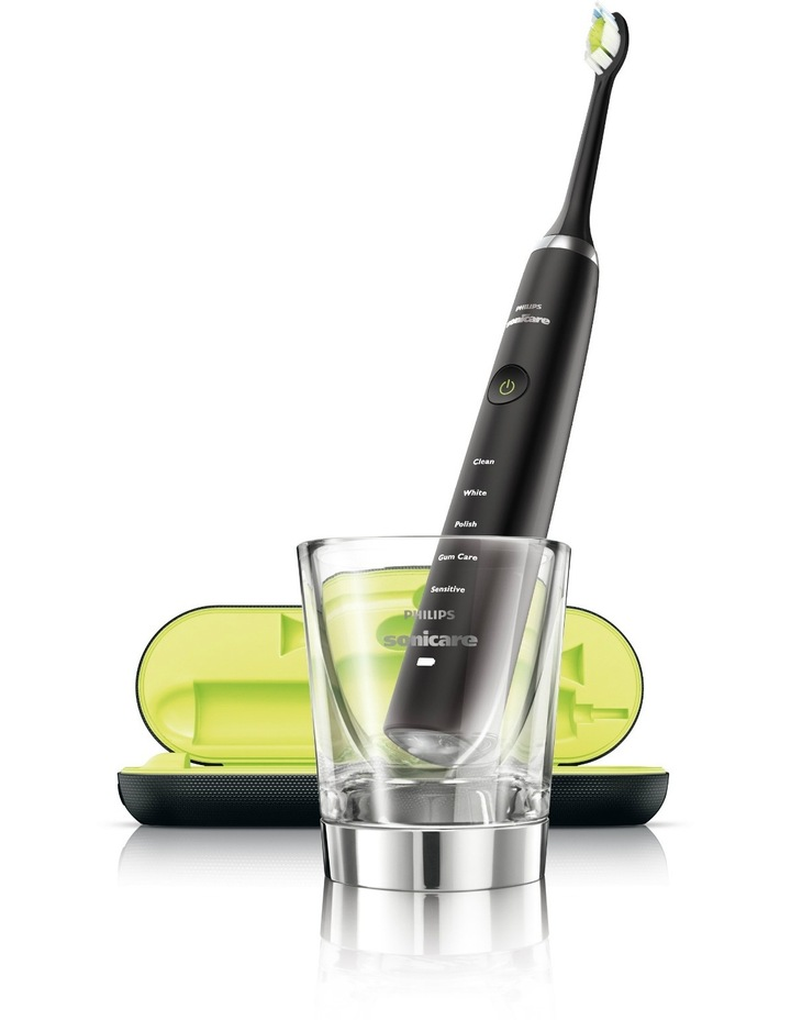 3362 Diamond Clean Electric Toothbrush: Black image 1