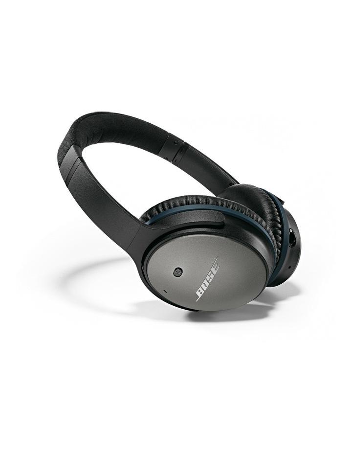 QuietComfort 25 Noise Cancelling Headphones - Black image 1