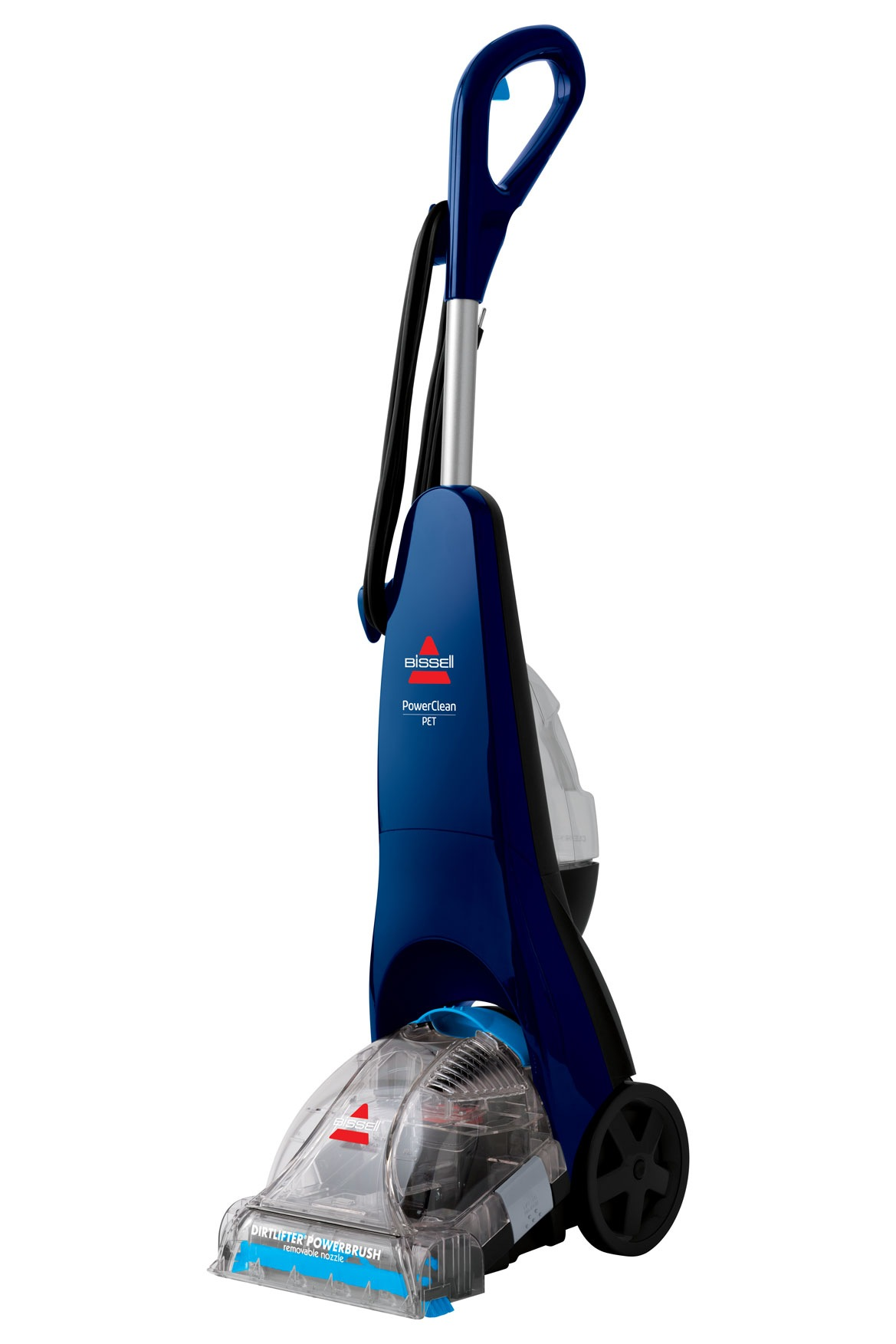 bissell 1285k petwash powerbrush deep cleaner blue myer online rh myer com au Bissell Manual Sweeper Little Green Bissell Owner's Manual
