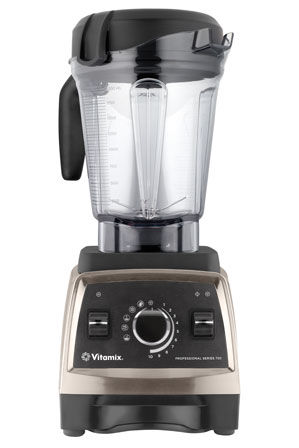 Vitamix - Professional 750: Brushed Stainless Steel