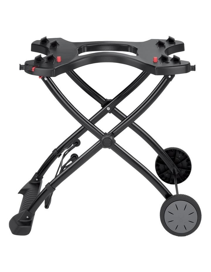 6579 Q Portable Cart for Q1000 & Q2000 Series: Black image 1