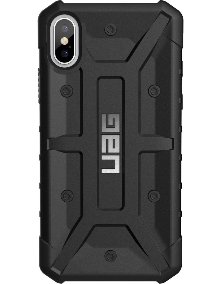 Pathfinder Case for iPhone X - Black image 1