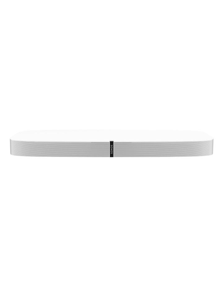 PLAYBASE Wireless Soundbase - White image 4