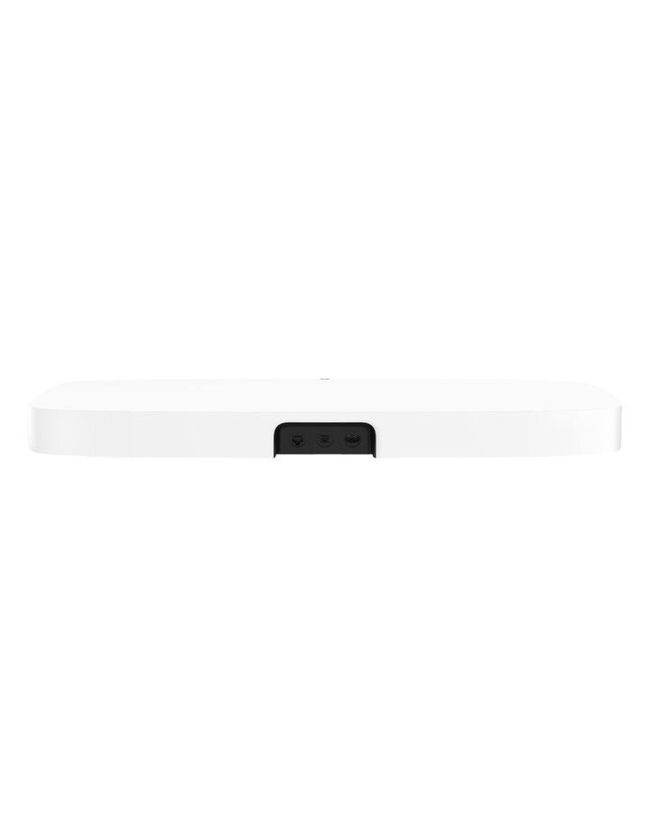 PLAYBASE Wireless Soundbase - White image 6