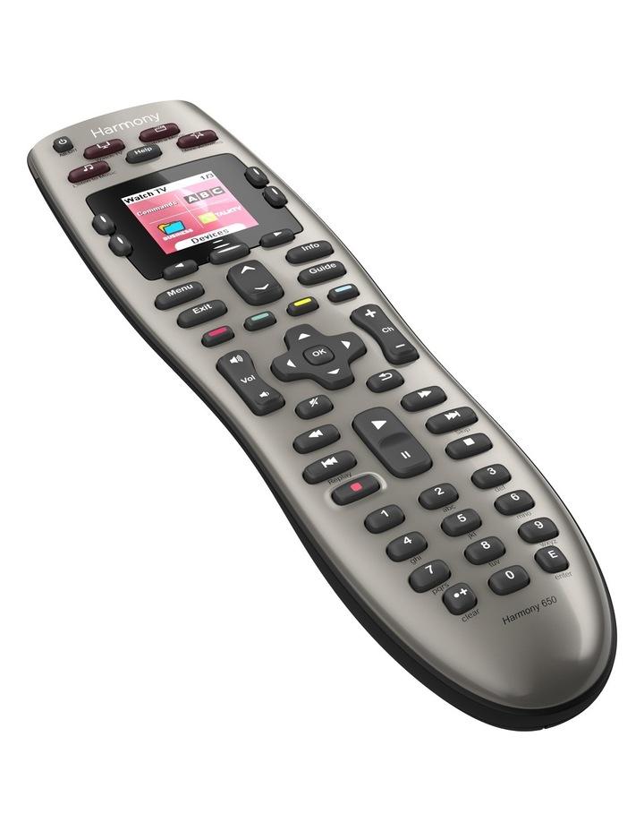 Harmony 650 Universal Remote image 2