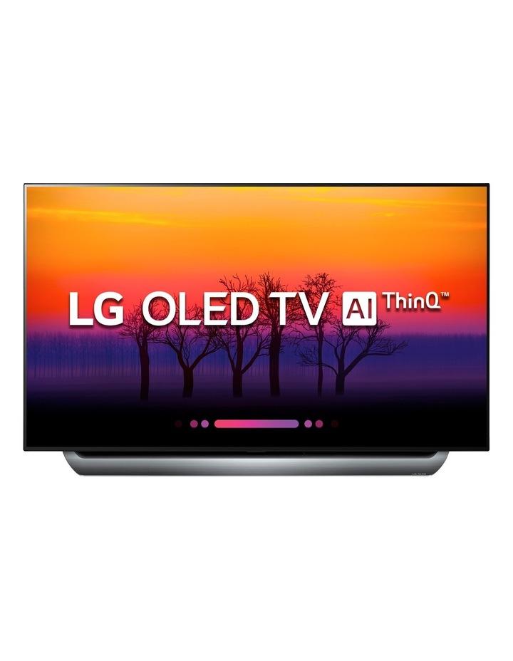 C8 Series 65-inch (165cm) 4K Ultra HD OLED webOS TV image 1