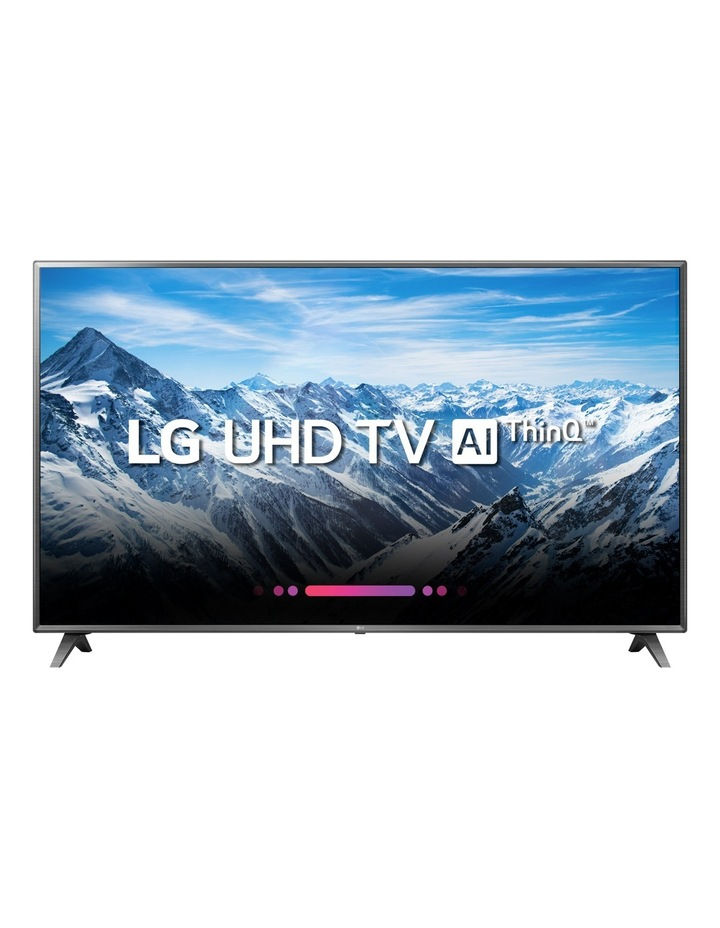 UK6500 Series 86-inch (218cm) 4K Ultra HD LED webOS TV image 1