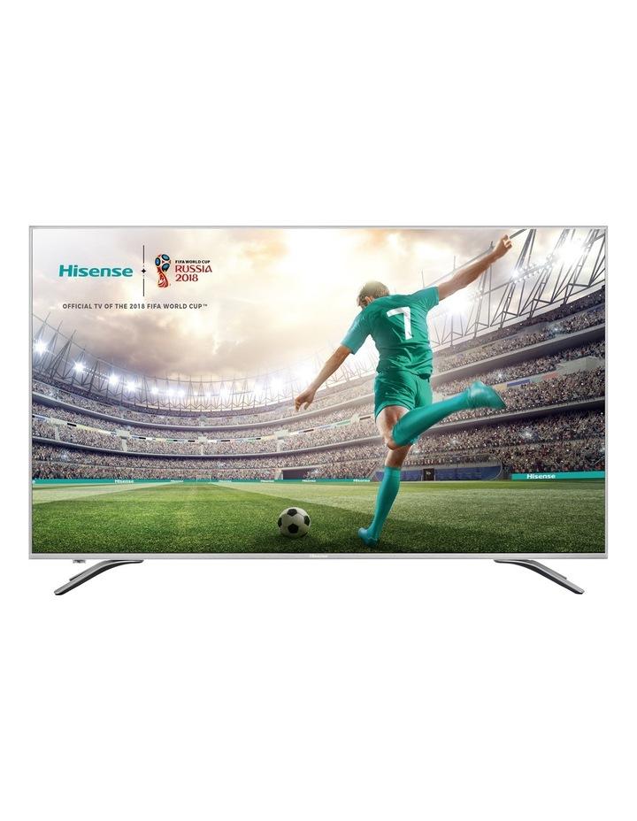 P6 Series 55-inch (139cm) 4K Ultra HD LED Smart TV image 1