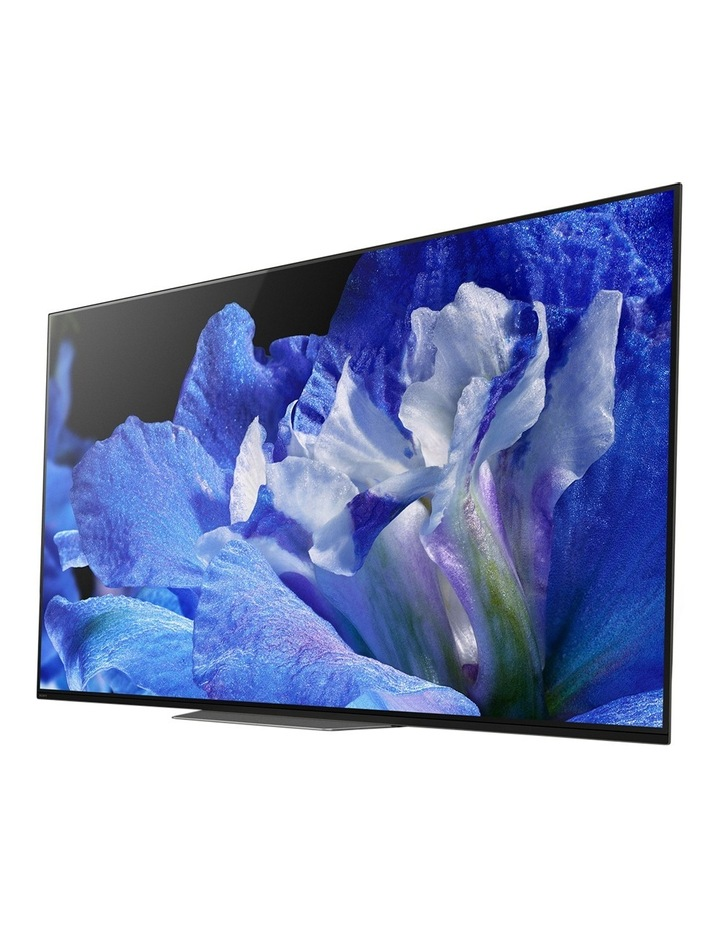 A8 Series - 55in (139cm) 4K Ultra HD Android OLED TV image 3