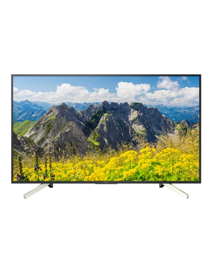 Series X7500F 43in (109cm) Ultra High Definition LED Android TV image 1