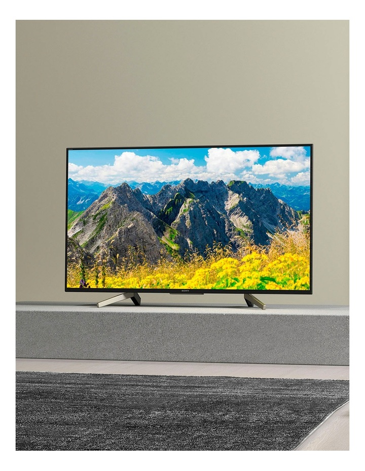 Series X7500F 43in (109cm) Ultra High Definition LED Android TV image 3