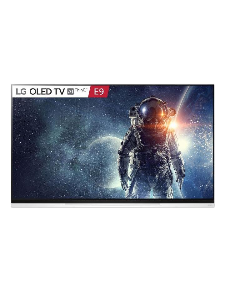 Series E9 55-inch (139cm) Ultra HD OLED ThinQ AI TV image 1