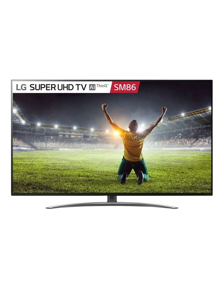 Series SM8600 65-inch (165cm) Super Ultra HD LED ThinQ AI TV image 1
