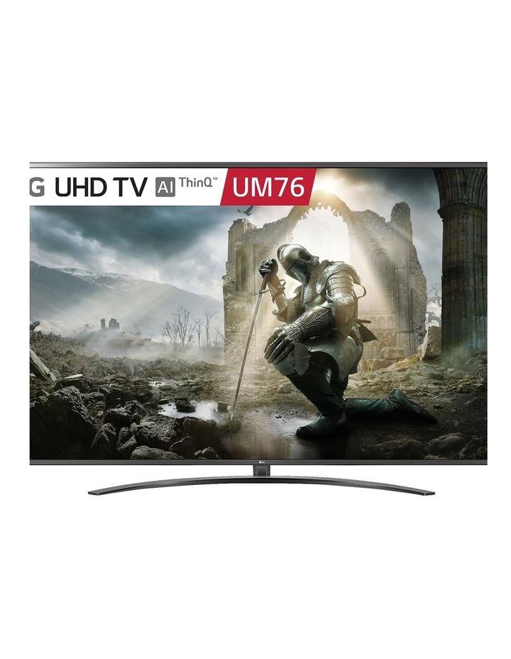 Series UM7600 86-inch (218cm) Ultra HD LED ThinQ AI TV image 1
