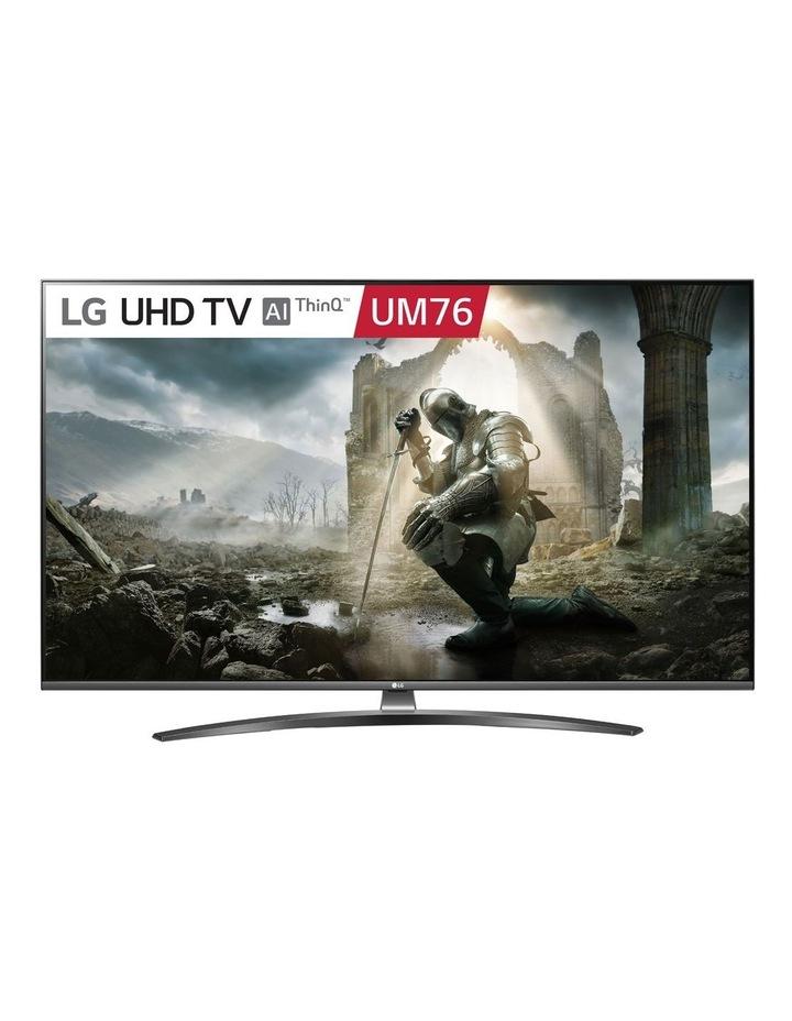 Series UM7600 55-inch (139cm) Ultra HD LED ThinQ AI TV image 1