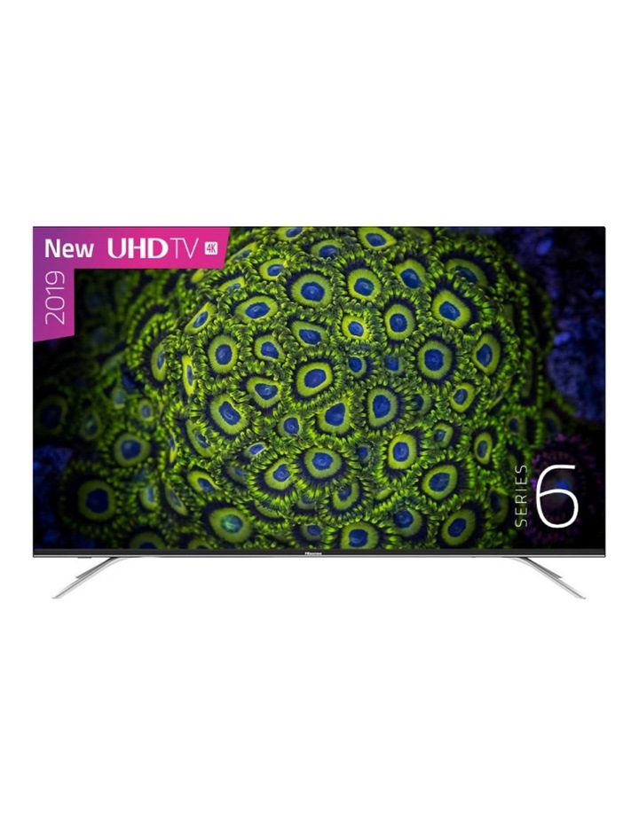 R6 Series 50inch (127cm) Ultra HD LED HDR Smart TV image 1