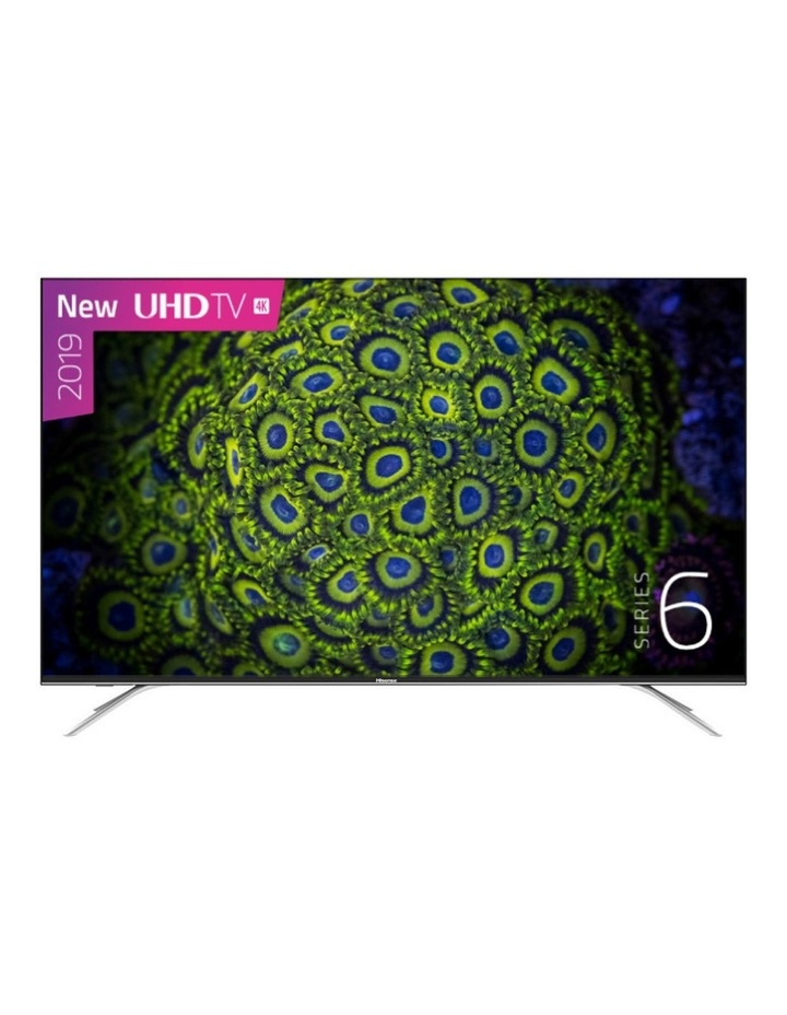 R6 Series 43inch (109cm) Ultra HD LED HDR Smart TV image 1