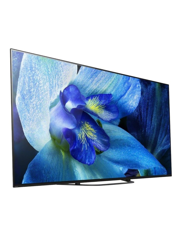 "A8G 55"" 4K UHD Android OLED TV with Acoustic Surface Audio image 1"
