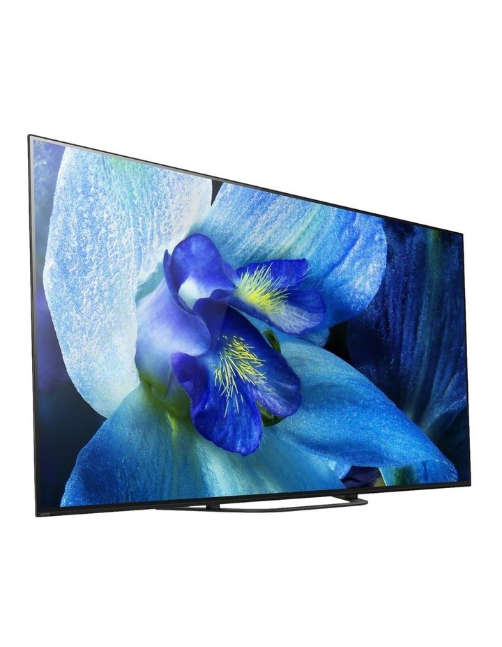 "4K UHD 65"" Android OLED TV with Acoustic Surface Audio A8G image 1"