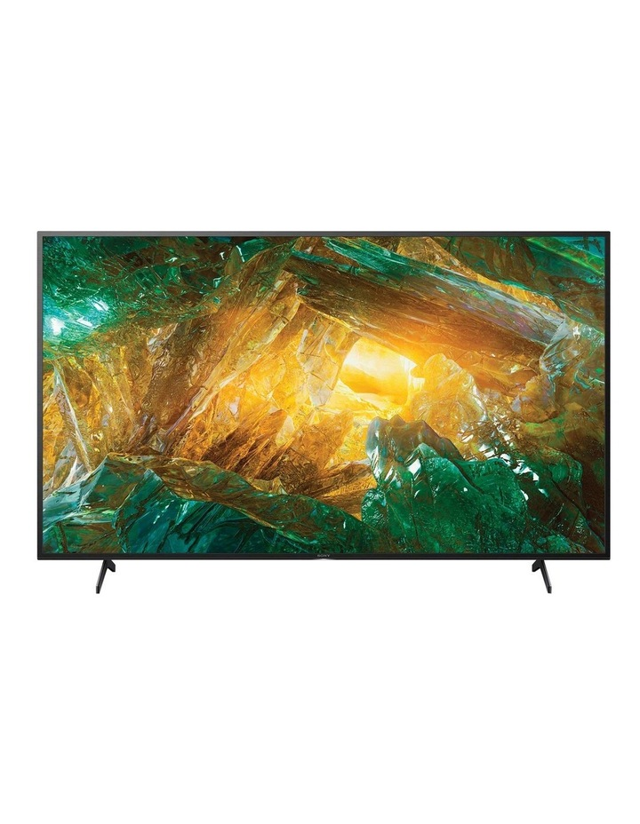 "Series X8000H 55""(139cm) Ultra HD LED Android TV image 1"