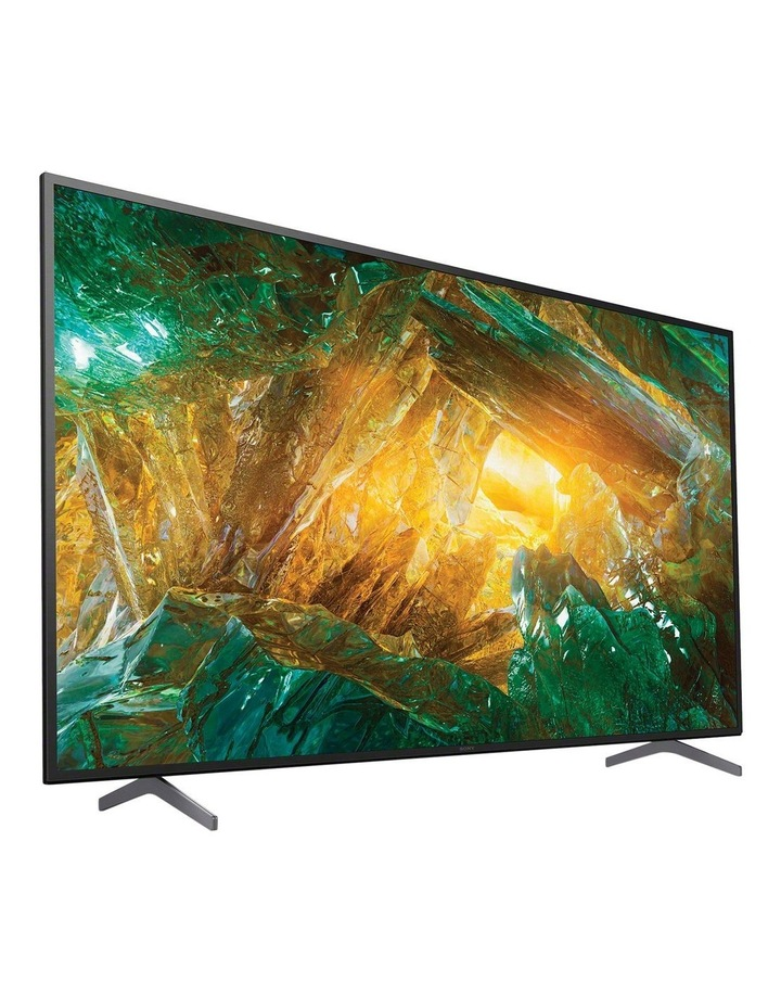 "Series X8000H 55""(139cm) Ultra HD LED Android TV image 2"