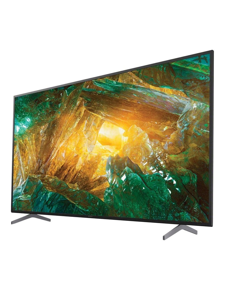 "Series X8000H 55""(139cm) Ultra HD LED Android TV image 3"