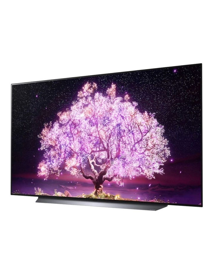"LG C1 4K Smart Self-Lit OLED TV w/ AI ThinQ CINEMA SERIES 65"" (165cm) SMART TV OLED65C1PTB image 1"