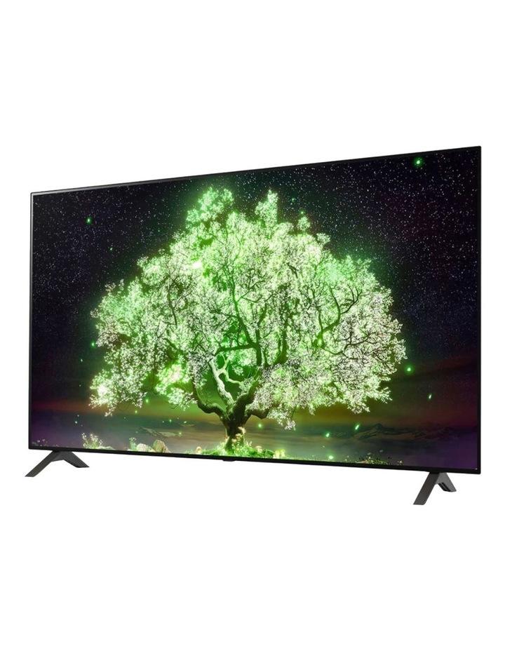 A1 4K Smart Self-Lit OLED TV with AI ThinQ Smart TV OLED55A1PTA image 1