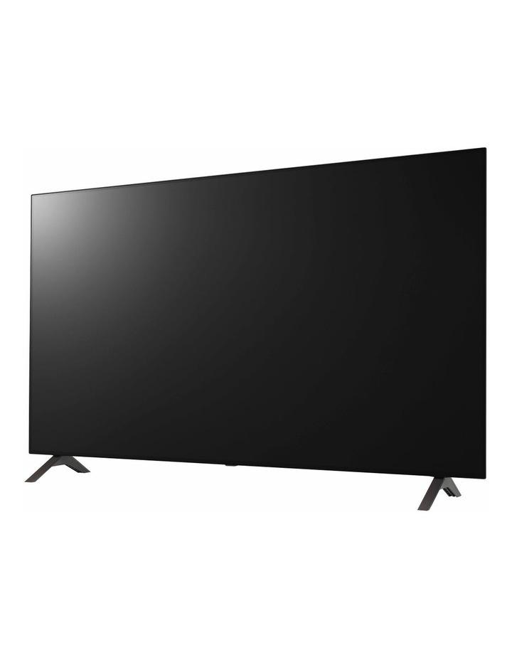 A1 4K Smart Self-Lit OLED TV with AI ThinQ Smart TV OLED55A1PTA image 2