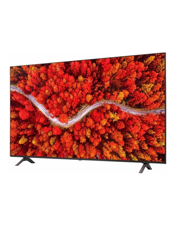 UHD 80 Series 55 inch 4K TV with AI ThinQ Smart TV 55UP8000PTB image 1