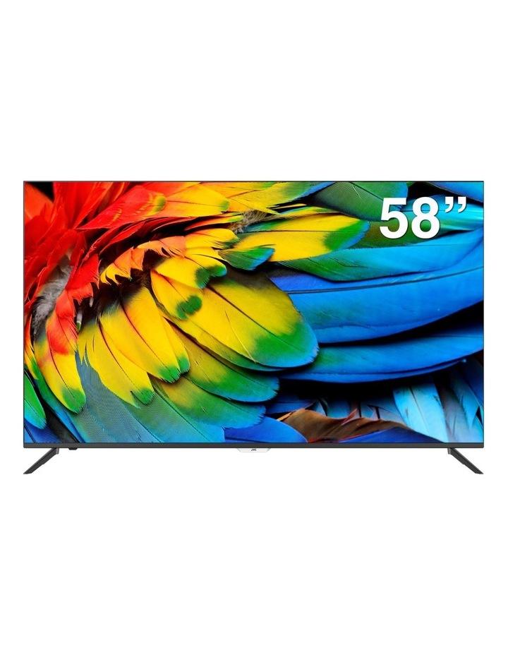 """Android Edgeless 58"""" (147cm)  UHD TV AV-H587115A image 3"""