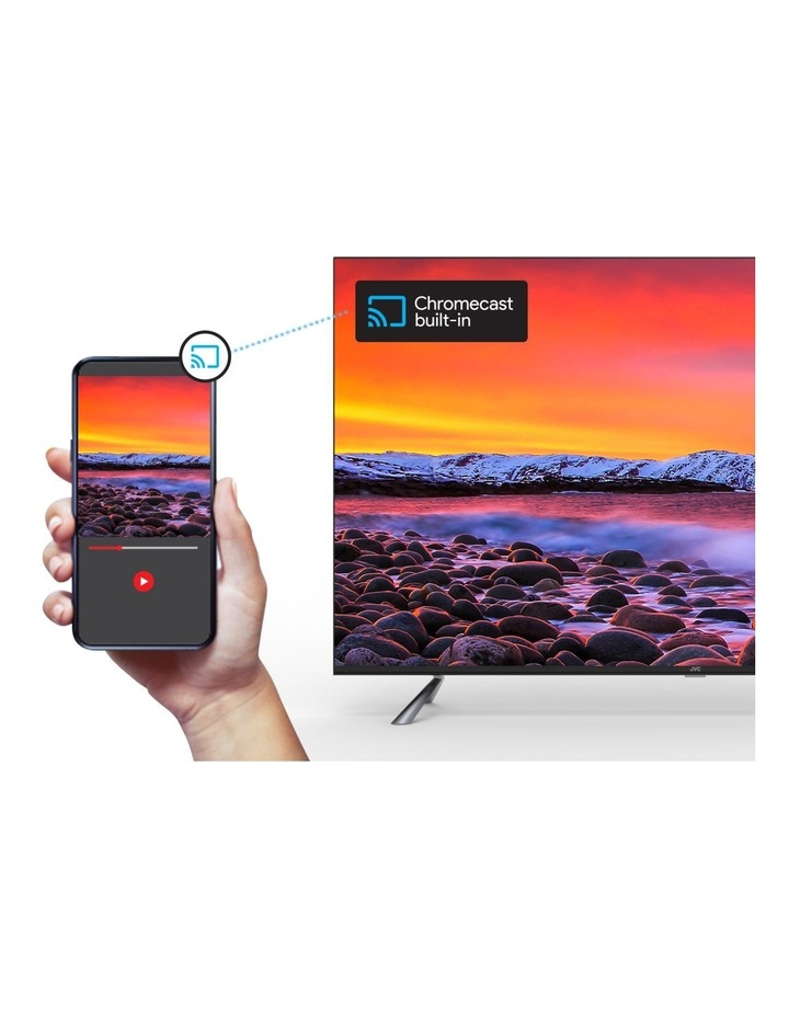 """Android edgeless 55"""" (139cm) QLED UHD TV AV-HQ557115A image 5"""
